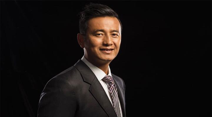 Bhaichung Bhutia, Indian football captain, former footballer