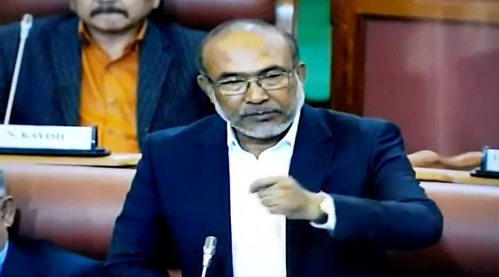 N Biren, manipur cm, chief minister,manipur post