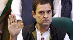 rahul gandhi, congress president