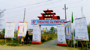 theatre olympics, imphal, manipur, chorus