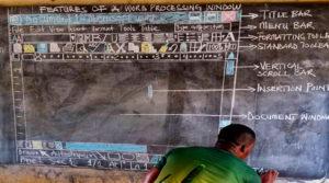 ghana teacher, manipur post