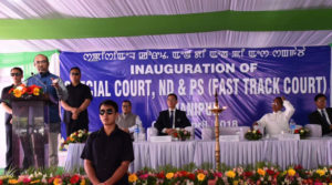 manipur fast track court, drug court,