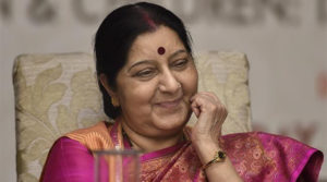 Sushma Swaraj Death, N Biren Singh condoles