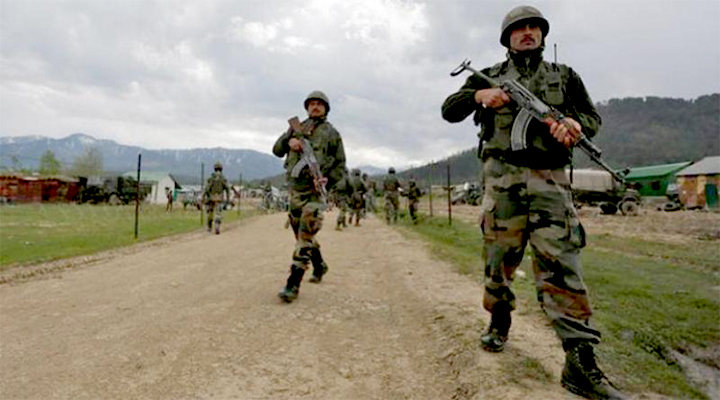 Assam Rifles, IPS officer, Manipur