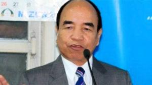 Zoramthanga Mizoram CM