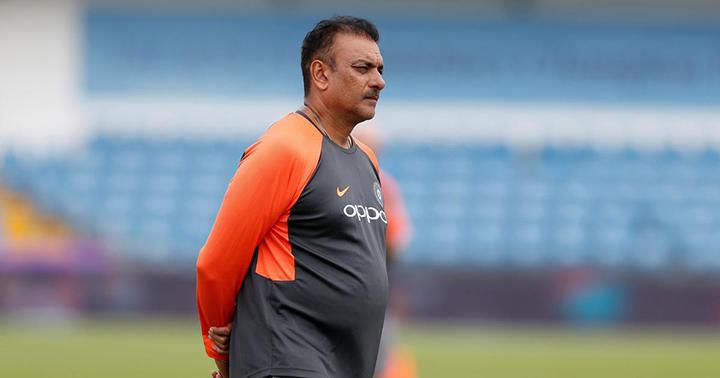 ravi shastri, india cricket coach