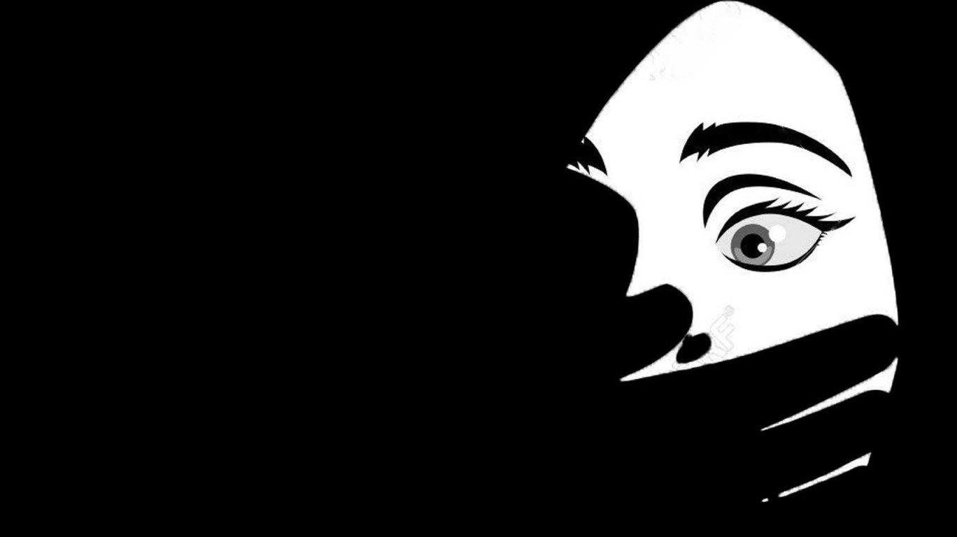 rape illustration