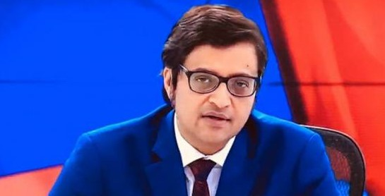 arnab goswami, republic tv, journalist